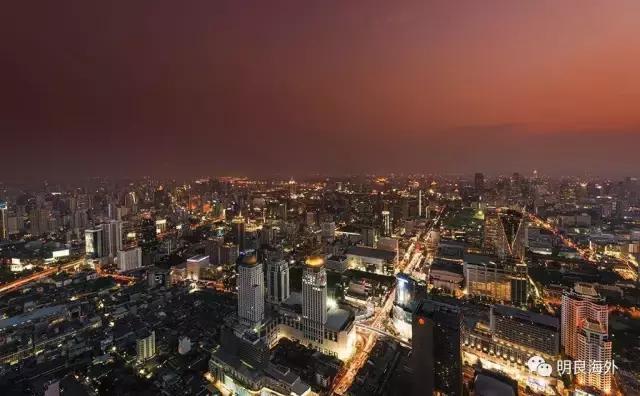 曼谷地价30年间爆涨了47倍,在不出手亏死的就是你!