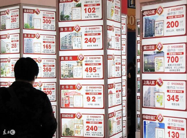 房子真的降价了,但是购房者并没有少花多少钱