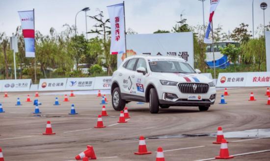 宝剑出鞘 沃动盐城 宝沃汽车征战2018中国量产车性能大赛