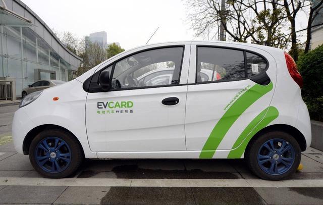 共享汽车龙头EVCARD问题频出,冷漠的共享巨头还值得相信吗?