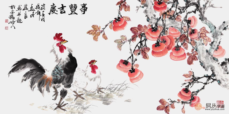梅花题材简笔画