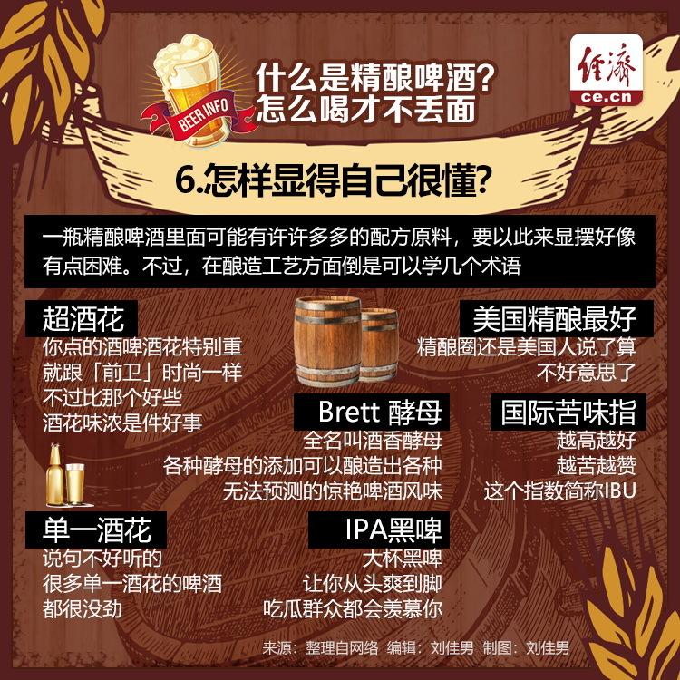 1、精酿啤酒和普通啤酒的区别:精酿啤酒和普通啤酒的区别大吗?