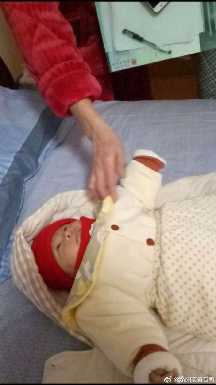 掌掴婴儿女子到公安机关投案自首