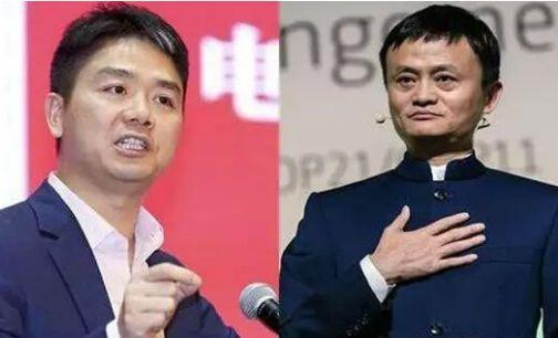 刘强东;保护好老二老三最重要,马云:让竞争对手哭才是最大赢家