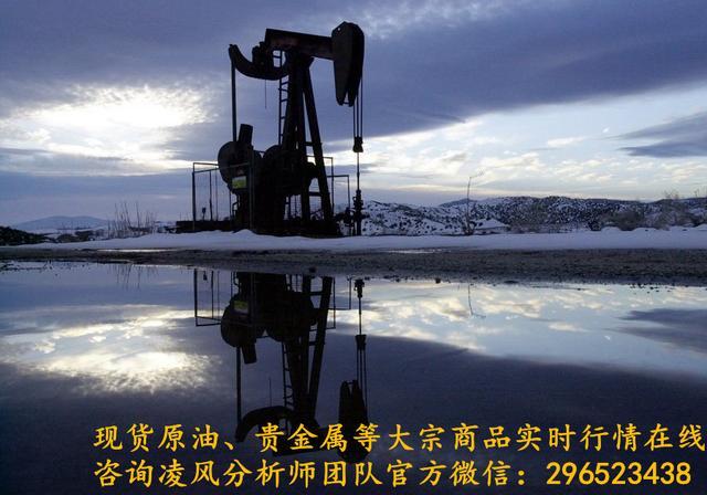12.22日间EIA原油库存意外大增致油价暴跌 后市原油行情