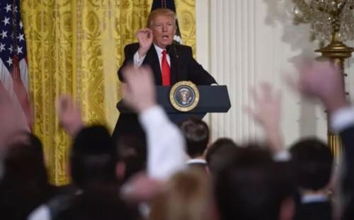 最新民调:过半美国人认为媒体对特朗普过于苛刻