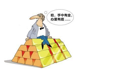 4.18早评黄金受阻大幅回调,日内黄金操作策略!