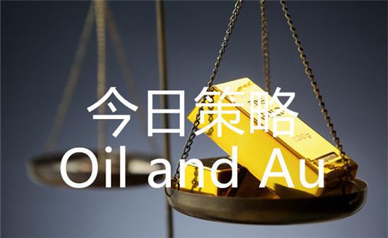 金赢先锋:4.18黄金原油行情分析及操作策略(附解套)