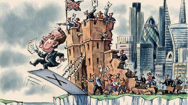 英国脱欧助美元一路走高,黄金亚历山大破1240