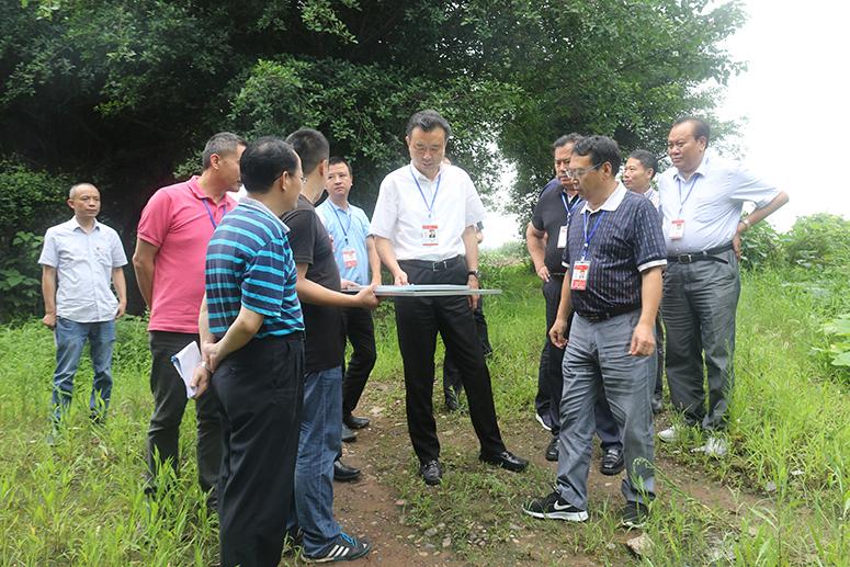 五粮液集团公司董事长李曙光组织召开环境保护工作专题会