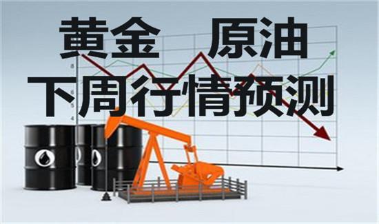 辰欣品金:7.31周评下星期一黄金原油走势分析及行情预测