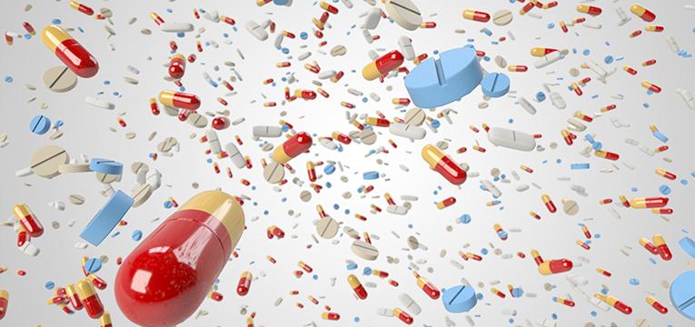 制药行业正处于终端下滑的边缘?