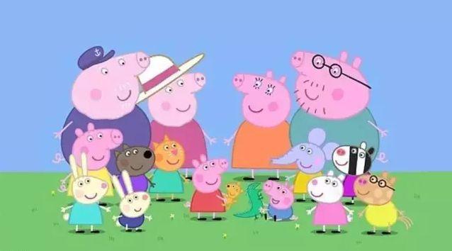 半年营收增长700%,小猪佩奇是如何俘获90后的 | 小巴侃经济