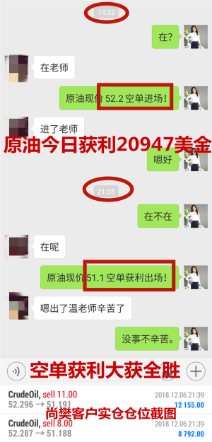 12.6喊单对话盈利截图.png