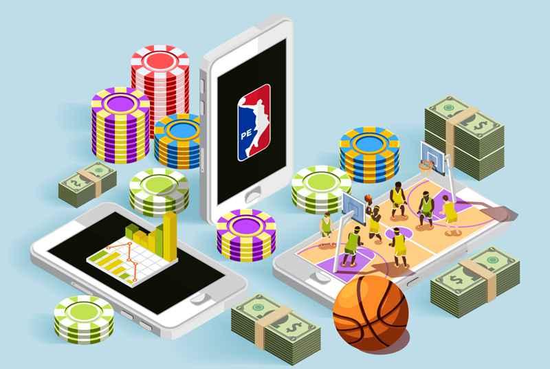 NBA与私募股权公司协作 体育博彩合法化另有多远?